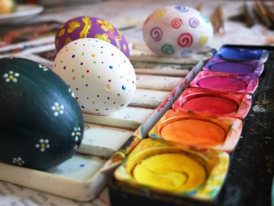 ukrasavanje jaja za uskrs
